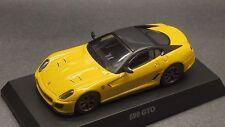 Kyosho 1/64 Ferrari collection 9 599 GTO Yellow new