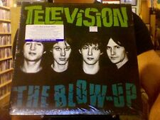 Television The Blow-Up 2xLP sealed blue green vinyl + mp3 download