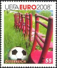 Austria 2008 EURO 2008 Football Championships/Ball/Chairs/Soccer 1v (at1079)