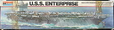 MONOGRAM 3700 - USS ENTERPRISE - 1:400 - Schiff Modellbausatz - Model KIT