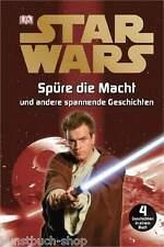 Fachbuch Star Wars™ Spüre die Macht, 4 spannende Geschichten, NEU, ab 7 Jahre