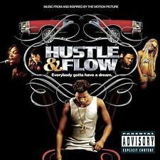 Hustle & Flow [PA] by Original Soundtrack (CD, Jul-2005, Atlantic (Label))