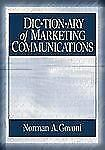 Dictionary of Marketing Communications-ExLibrary