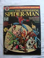 Marvel Treasury Edition #18:  The Astonishing Spider-Man  (1978, Marvel) Fine
