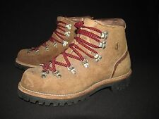 Vasque Suede Leather Mountaineering Boots Men's US 8C-Narrow Made in USA