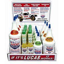 Lucas 10041 Oil Treatment HD Starter Kit