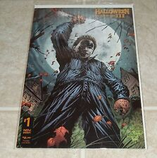Halloween III The Devil's Eyes #1 Variant Edition 1st Print Michael Myers