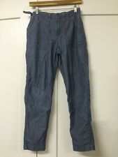 Levi's Made & Crafted Chambray Pant Size 25