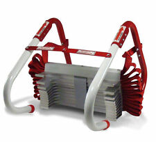 Kidde 468094 3 Three Story Fire Escape Ladder with Anti-Slip Rungs 25-Foot NEW