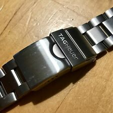 Tag Heuer Bracelet Aquaracer Chronograph Chrono Stainless Steel Original OEM NEW
