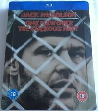 One Flew Over The Cuckoo's Nest Steelbook Edition Blu-Ray