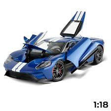 Genuine Ford Gt Maisto Exclusivo Modelo Diecast Car 1:18 escala 35021492