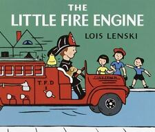 The Little Fire Engine-ExLibrary