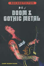 Rockdetector: A to Z of Doom, Goth & Stoner Metal, Garry Sharpe-Young