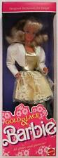 Gold and Lace Barbie Doll  (New)