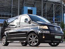 VW T5 Multivan und Caravelle Tagfahrleuchten in Chrom für Modelle 2003 bis 2009