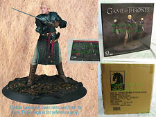 Game of Thrones Brienne of Tarth Statue Limited Edition AP 23 of 50 with COA! ++