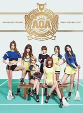 AOA 3RD MINI ALBUM [ HEART ATTACK ] CD+2 PHOTO CARD+ BOOKLET