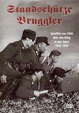 STANDSCHÜTZE BRUGGLER * Werner Klingler 1936 *  DVD Neu