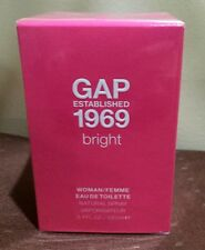 Treehousecollections: Gap 1969 Bright EDT Perfume Spray For Women 100ml