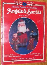 FAVORITE FIGURES OF CHRISTMAS--ANGELS & SANTAS--MRS. PUTTER