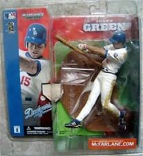 Shawn Green McFARLANE MLB Series 3 L.A. Dogers White Jersey