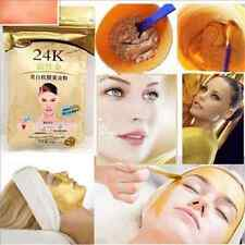 24K GOLD Anti-Aging Active Face Mask Powder 50g Luxury Spa Treatment New FT
