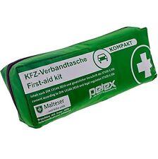 Petex Verbandtasche Grün Kompakt KFZ Verbandskasten Erste Hilfe Set