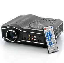 DVD Projector with DVD Player Built In - DVD Player Projector Combo, LED, 800x60