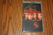 Higher Learning PSP UMD Jennifer Connelly / Ice Cube NEW