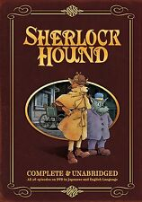 Sherlock Hound: The Complete Series Hayao Miyazaki Box / Set DVD New