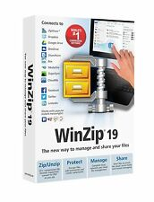 WinZip 19 Standard Edition Key [PC] Digital License Download Code NEW