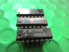 Mc14408p, Motorola IC, Binario per Telefono convertitore a impulsi, UK Stock ** 2 per ogni vendita **