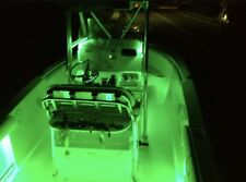 4-1' Pcs Green LED Boat Light Deck Waterproof 12v Courtesy Bow Trailer Pontoon