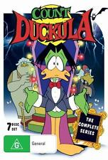 COUNT DUCKULA - THE COMPLETE SERIES (7 DVD SET, 2013) BRAND NEW!!! SEALED!!!