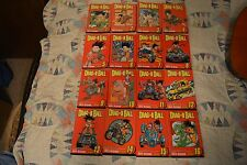 Dragon Ball Manga 1-16 Complete Collection/Set/Series/Books/Volumes Lot