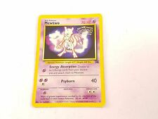 Pokemon TCG Card Black Star Promo Mewtwo Played With #3
