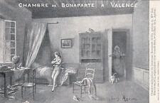 VALENCE Napoléon Bonaparte la chambre