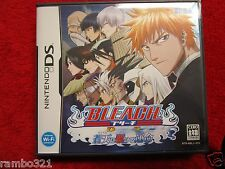 Bleach: The Blade of Fate (Nintendo DS, DS LITE) JAPANESE ANIME MANGA VIDEO GAME