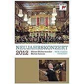 New Year's Concert 2012 [DVD/] (2012)Neujahrskonzert Wiener Philharmoniker