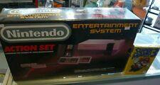 Boxed Nintendo Original NES Action Set with Boxed Super Mario Bros. 3