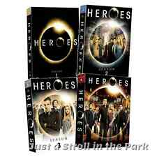 Heroes: Complete Hayden Panetierre TV Series Seasons 1 2 3 4 Box/DVD Set(s) NEW!