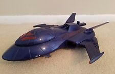 TOY BIZ X-MEN THE MOVIE X-JET WITH SOUNDS AND CYCLOPS WITH LIGHT UP EYES