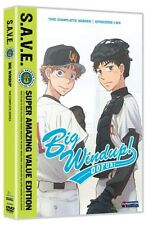 Big Windup: The Complete Series [S.A.V.E.] [4 Discs] (2010, DVD NEUF)4 DISC SET