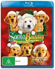 Santa Buddies: The Legend of Santa Paws [Region B] [Blu-ray] - DVD -