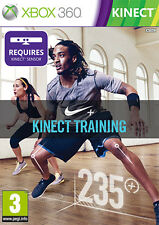 Kinect Nike Training XBOX 360 IT IMPORT MICROSOFT