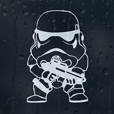 Funny Star Wars Trooper Clone Car Decal Vinyl Sticker For Bumper Window Panel
