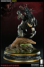 Sideshow Predators Berserker Predator Maquette Statue - Alien, Schwarzenegger