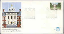 Netherlands 1981 Royal Palace FDC First Day Cover #C20292