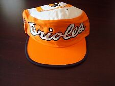 BALTIMORE ORIOLES O'S   SCRIPT    90'S 80'S  PAINTER HAT CAP VINTAGE PAINTERS